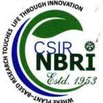 CSIR-NBRI Recruitment 2021